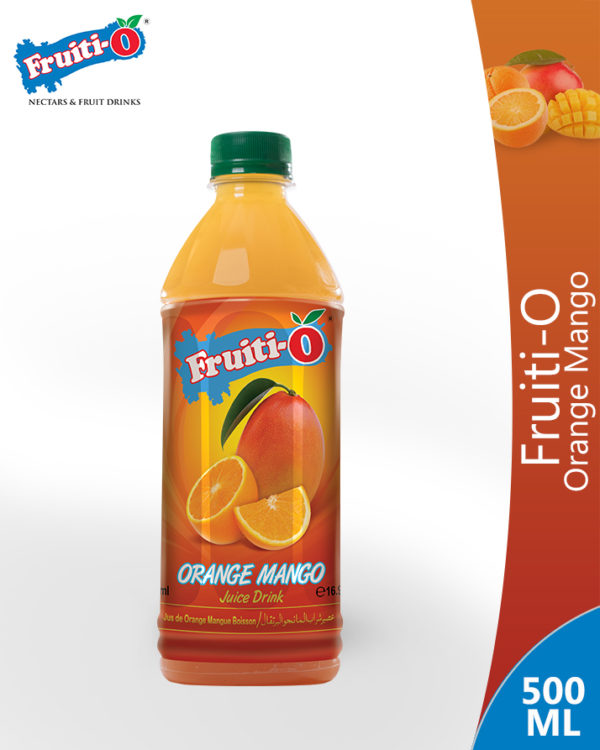 Orange Mango 500ML