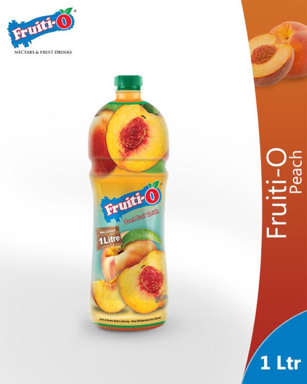 Peach 1Ltr