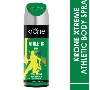 KRONE XTREME Athletic BODY SPRAY 200 ML