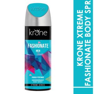 KRONE XTREME Fashionate BODY SPRAY 200 ML