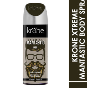 KRONE XTREME Mantastic BODY SPRAY 200 ML