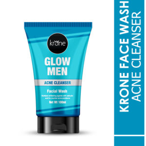 Krone Face Wash acne cleanser 100 ML
