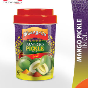 MANGO Pickle IN OIL 1KG