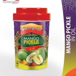 MANGO Pickle IN OIL 400G