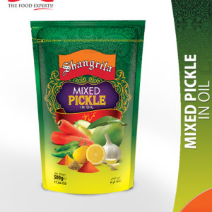 Mixed Pickle 500G