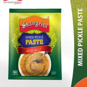 Mixed Pickle PASTE 100 gm