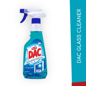 DAC GLASS CLEANER 400ML