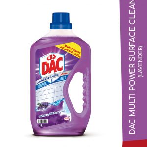 DAC MULTI POWER SURFACE CLEANER LAVENDER 1L