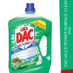 DAC MULTI POWER SURFACE CLEANER PINE 3L