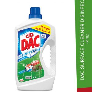 DAC SURFACE CLEANER DISINFECT PINE 1.5L