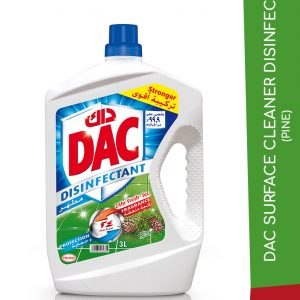 DAC SURFACE CLEANER DISINFECT PINE 3L
