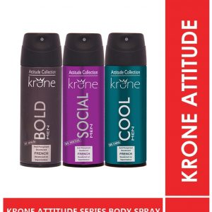 KRONE ATTITUDE SERIES BODY SPRAY PACK OF 3-min