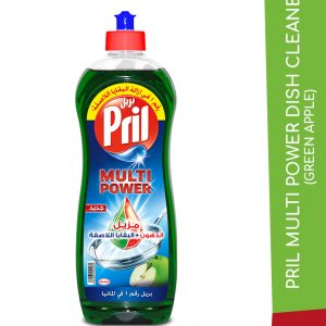 PRIL MULTI POWER DISH CLEANER GREEN APPLE 1L