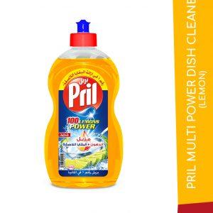 PRIL MULTI POWER DISH CLEANER LEMON 500ML