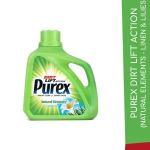 PUREX DIRT LIFT ACTION NATURAL ELEMENTS - LINEN & LILIES 1.5L