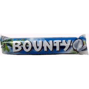 Bounty Milk Chocolate Coconut Bar 57g