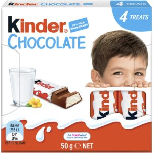 Kinder Chocolate t4 50g